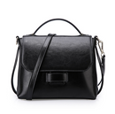 Fashion Genuine Leather Bags Women Real Leather Handbag Shoulder Bags Elegant Women Crossbody Messenger Bags