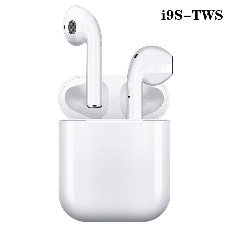 i9s Tws Headphone Wireless Bluetooth 5.0 Earphone Mini Earbuds With Mic Charging Box Sport Headset For iPhone Xiaomi & All Phone