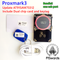 New proxmark3 develop suit Kits 3.0 proxmark RDV4 NFC RFID reader writer for rfid nfc card copier clone crack 2 USB port 512K