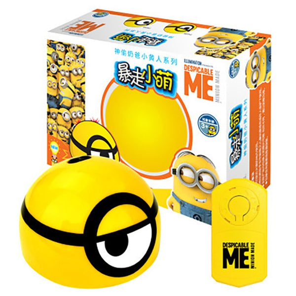 2019 Newest high-quality Minions Intelligent Escaping Toy  with Cute Sound Funny Gifts For Kids