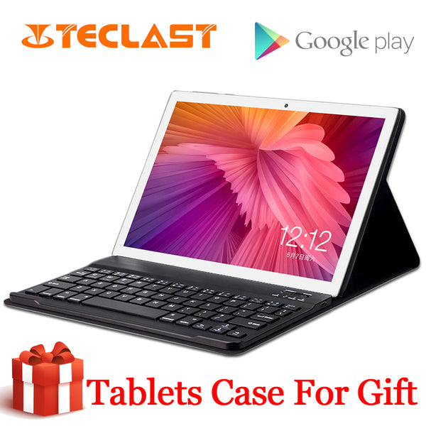 Newest Teclast M30 10.1 inch Tablet MT6797 X27 Deca Core 2560 x 1600 2.5K IPS Screen Dual 4G 4GB RAM 128GB ROM Android Tablet pc
