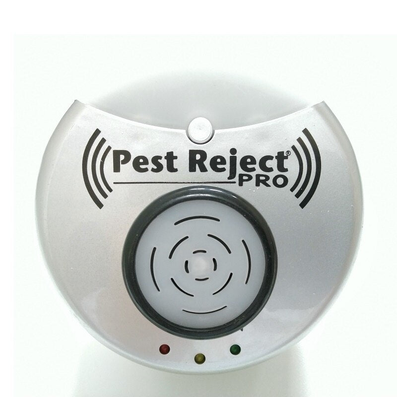 50% OFF Anti Insect Ultrasonic 300 Square Meters Of Coverage Pest Repeller Electronic Rat Mosquito Fly Mite Reject Killer Pro