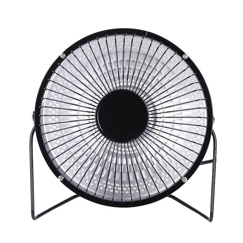 4inch 6inch 220V Portable Electric Air Heater Warm Fan Home Heater Infrared Desktop for Winter Household Bathroom