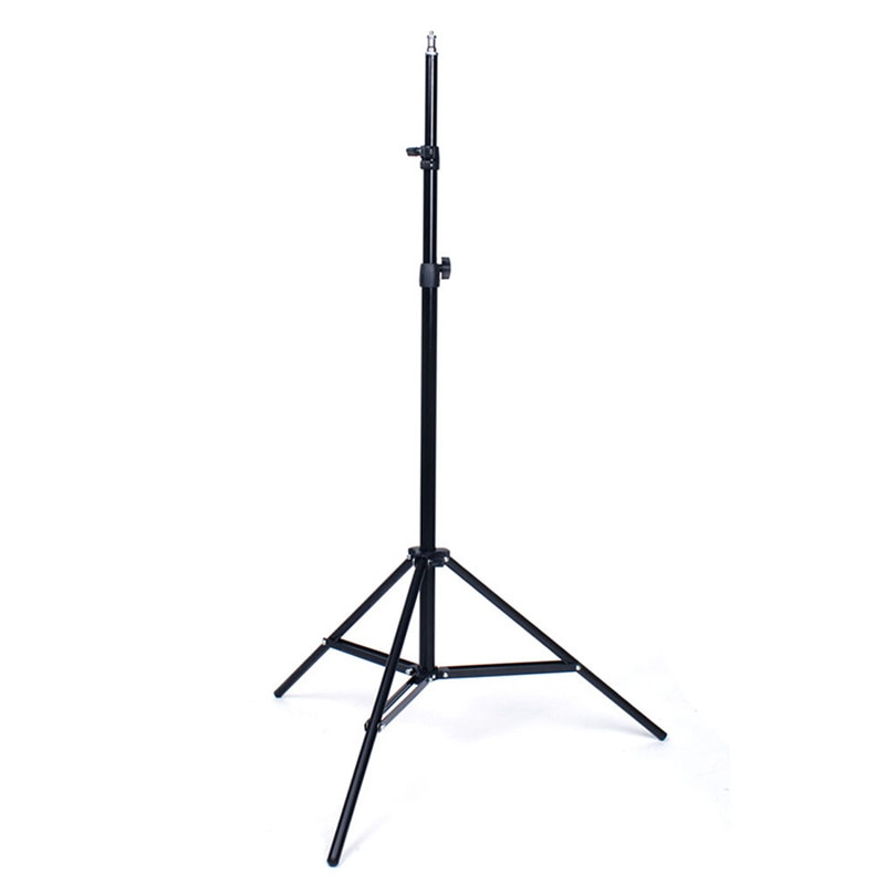 AABB-Professional Studio Adjustable Soft Box Flash Continuous Light Stand Tripod