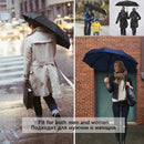 Wind Resistant Fully-Automatic Umbrella Rain Women For Men 3Folding Gift  Parasol Compact Large Travel Business Car 10K Umbrella