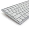 Computer Keyboard For Apple Macbook Ergonomic Slim Wired Usb Keyboards Ultra-thin Multimedia Gamer Keypad For Windows PC Laptop
