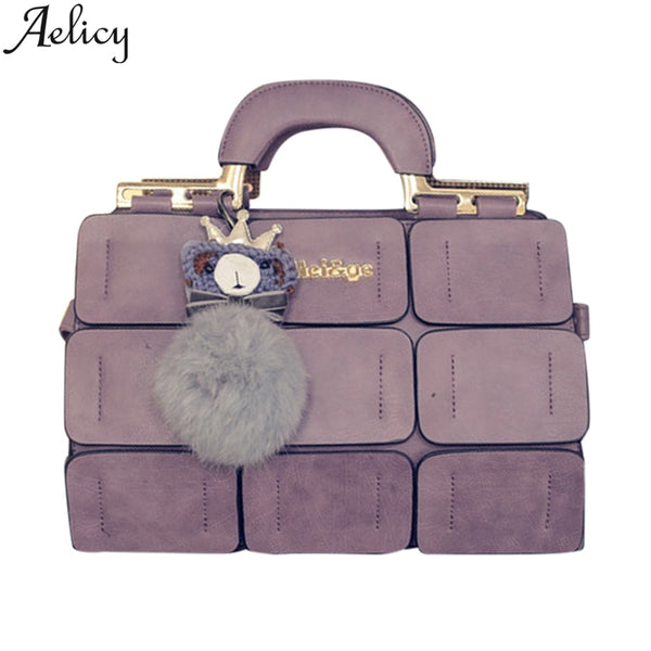Aelicy 2019 Fashion Women Pattern Leather Crossbody Shoulder Bag Ladies High Quality Luxury Handbag Mobile Phone Bag Designer