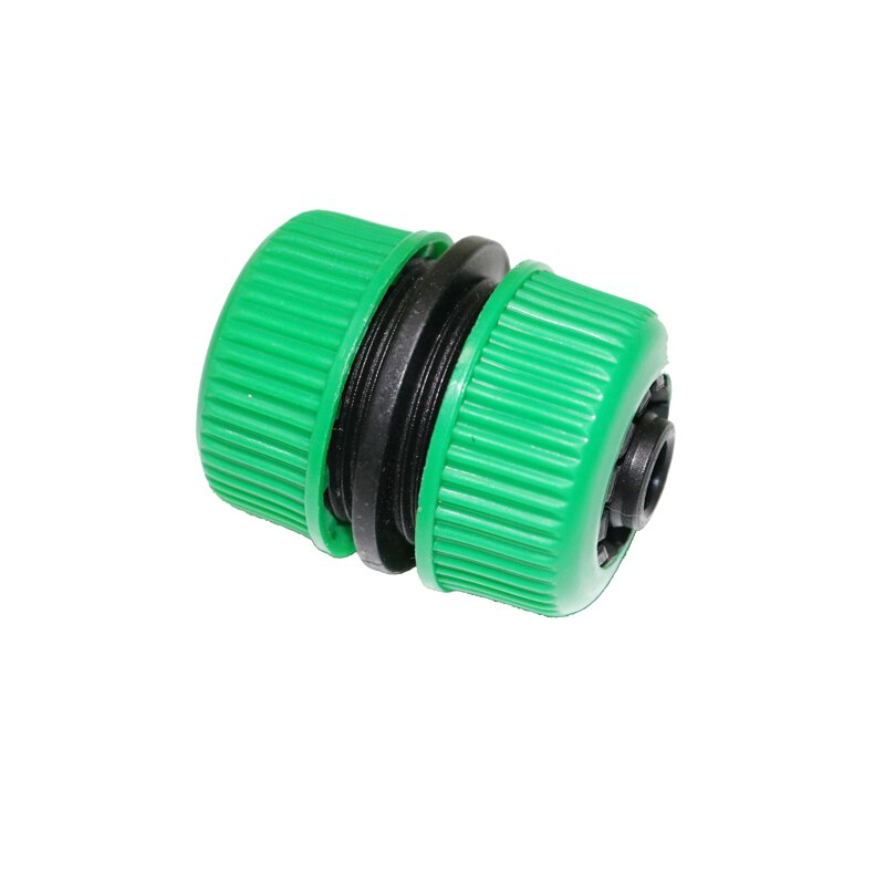 2 Pcs 1/2' Hose Connector Garden Tools Quick Connectors Repair Damaged Leaky Adapter Garden Water Irrigation Connector Joints