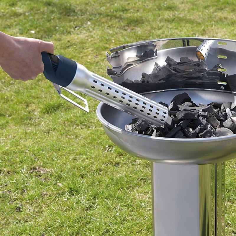 Kamado Smoker BBQ Starter Grill Fire Lighting Tools Premium Electric Charcoal Lighter