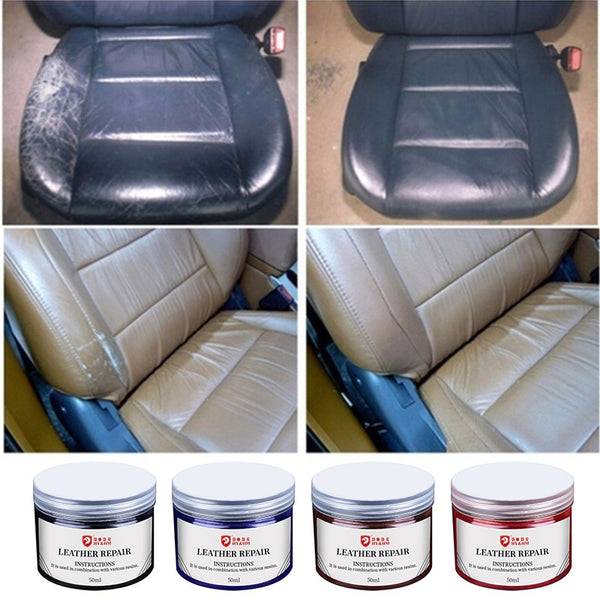 Polish Paint Care Car Seat Coat Scratch Remover Auto Scratch Leather Repair Tool Touch Up Liquid Interior Cleaner Accseeories