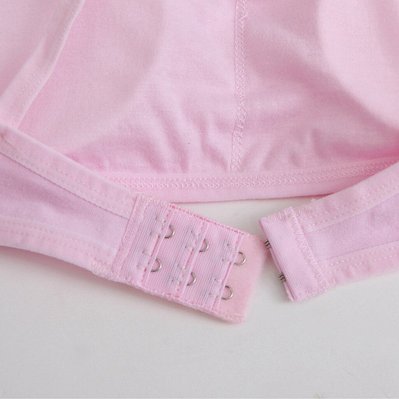 NEW design Kids Girls Underwear Adjustable Bra Vest Children Cotton Blended Underclothes Undies Clothes new year gift