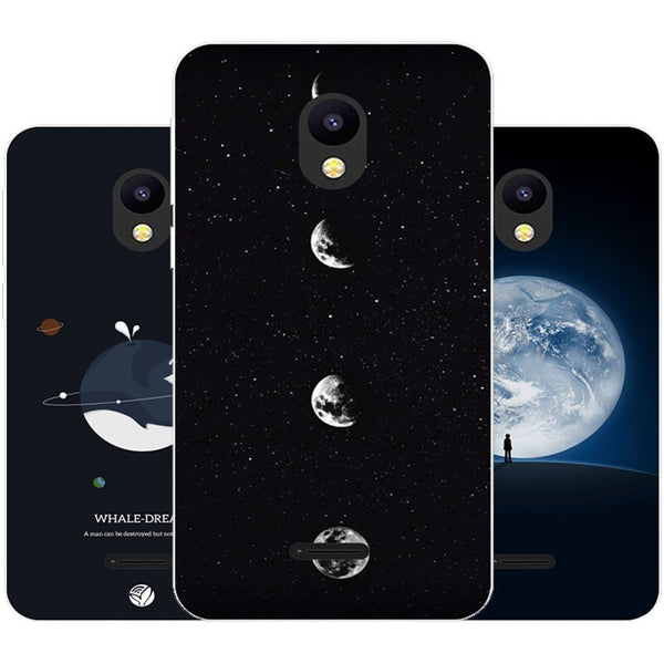 Meizu C9 Pro Case,Silicon Map View Painting Soft TPU Back Cover for Meizu C9 Protect Phone Cases