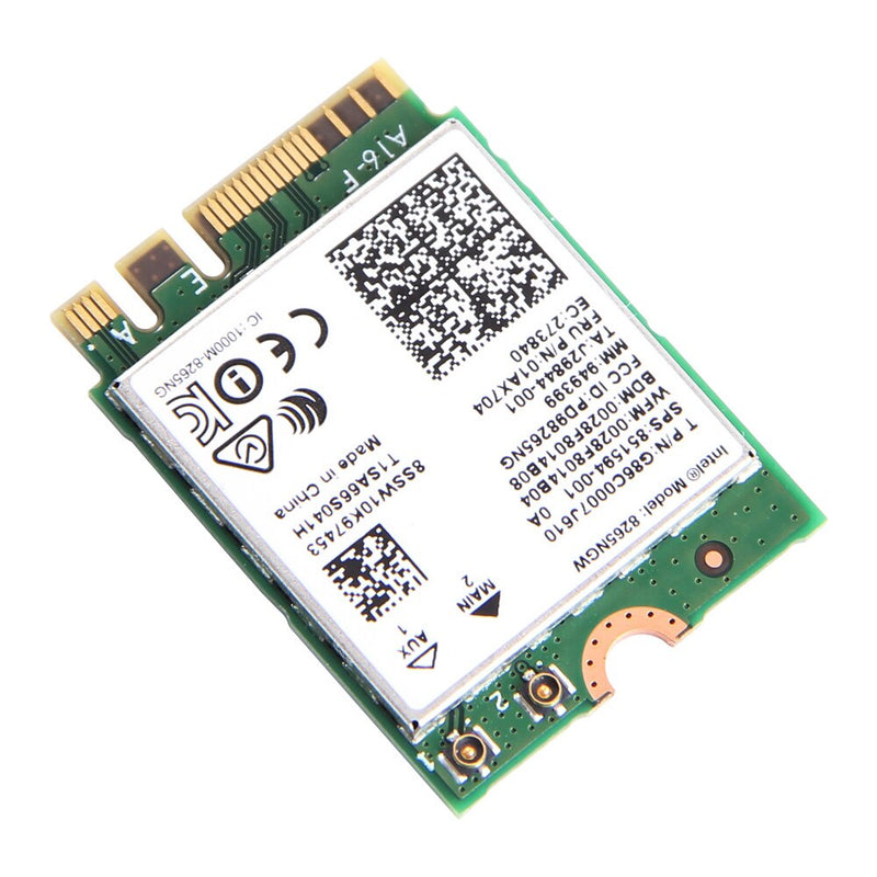 Fenvi Dual Band 867Mbps Wireless Wifi Card For Intel 8265NGW 802.11ac Bluetooth 4.2 8265 NGFF Wifi Wlan Network Card 2.4G/5G