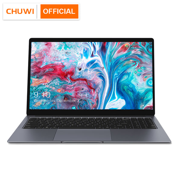 CHUWI LapBook Plus 15.6 inch 4K Screen Windows 10 OS Intel Quad Core 8GB 256GB Ultra Slim Laptop with Backlit Keyboard