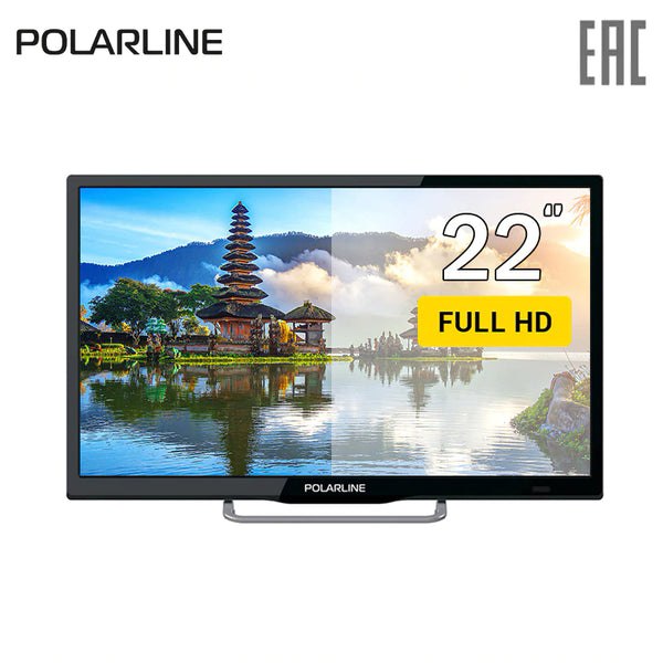 "TV 22 ""Polarline 22PL12TC FullHD"