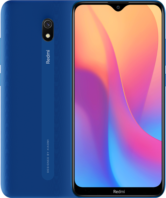"Xiaomi Redmi 8A 2GB 32GB Global Version Smartphone Snapdragon 439 Octa Core 5000mAh 6.22"" 12MP Camera 4G Cellphone Mobile Phone"
