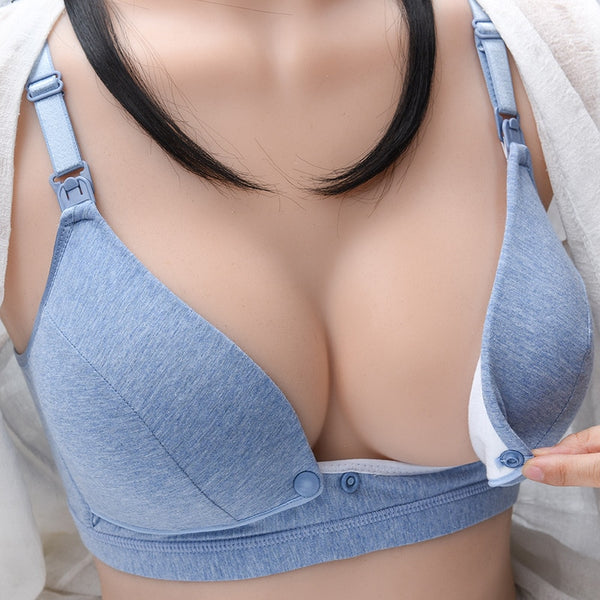 Breastfeeding Bras Maternity Nursing Bra for Feeding Nursing Underwear Clothes for Pregnant Women Soutien Gorge Allaitement
