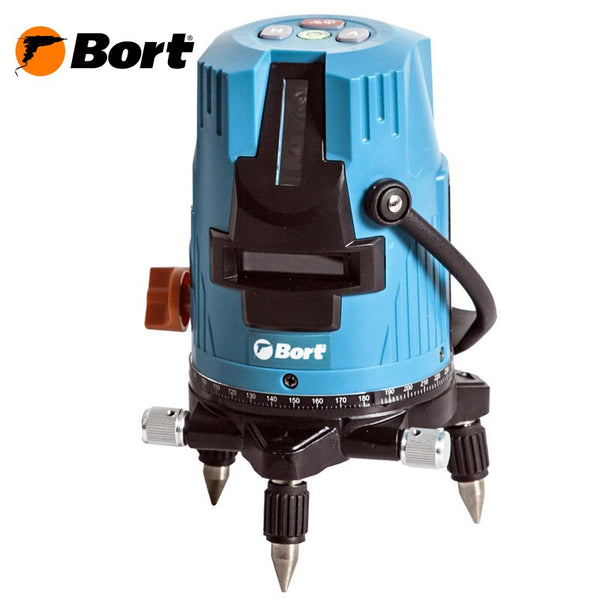 Bort Red Laser level Vertical Horizontal Lasers lines Measurement Analysis Instruments Tools BLN-15