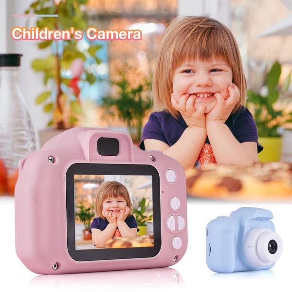 C3 Children Mini Camera Kids Educational Toys for Children Baby Gifts Birthday Gift Digital Camera 1080P Projection SLR Camera