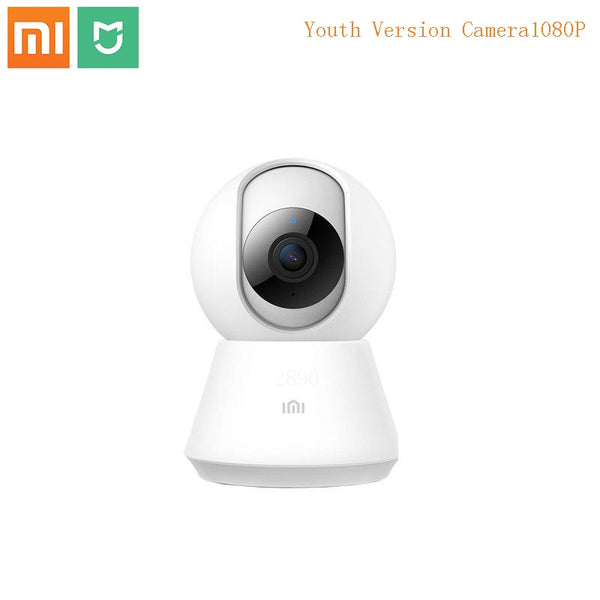 Xiaomi Mijia chuang mi Smart Youth version Camera Webcam 1080P WiFi Pan-tilt Night Vision 360 Angle Video Camera View Baby Monit