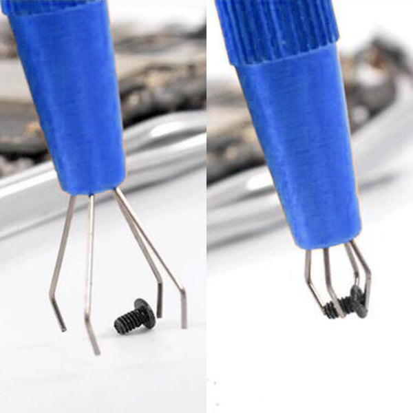 Electronic Component Grabber IC Extractor Pickup BGA Chip Picker Patch IC Suck Pen