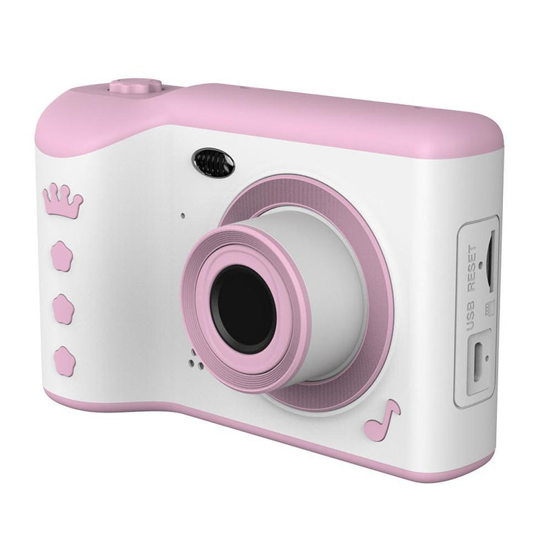 "Children's Camera 2.8"" IPS Eye Protection Screen HD Touch Screen Digital Dual Lens 18MP Camera for Kids"