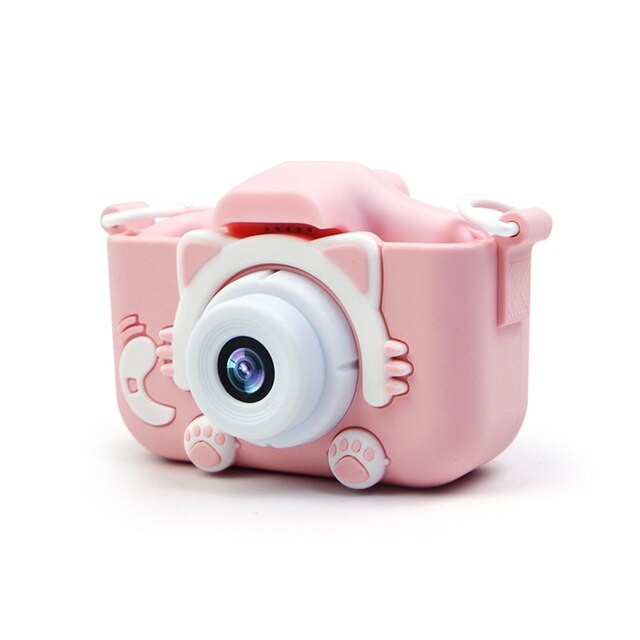 2000W pixels Children Mini Camera Kids Educational Toys for Children Gifts Birthday Gift Digital Camera Projection Video Camera