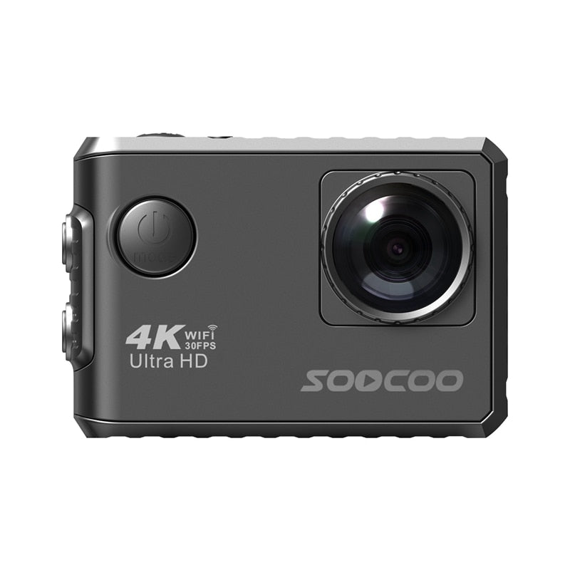 ABKT-Soocoo F500 4K Wifi Hdmi Lcd Display Sports Camera Action Sports Camera Ultra Hd Waterproof Underwater Dv Camcorder