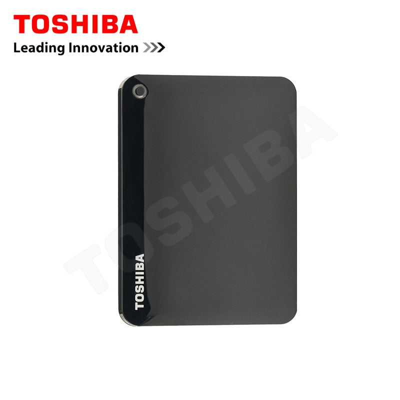 "Toshiba Canvio ADVANCE Connect II 2.5"" External Hard Drive 500G/1TB/2TB USB 3.0 HDD Hard Disk Desktop Laptop Storage Devices HD"