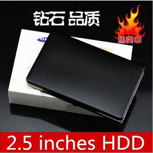 "HDD 2.5"" 500G External Hard Drive 320GB Hard disk 500GB hd externo USB2.0 disco duro externo Storage Devices Desktop Laptop"
