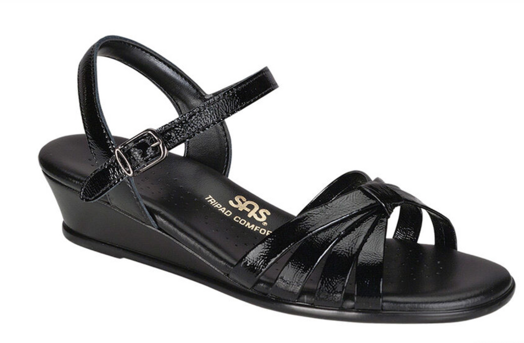 Str | SAS | Black Patent