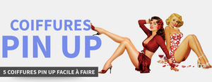 Tuto Coiffure Pin Up Facile