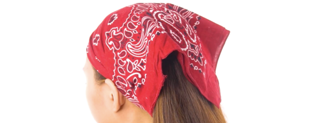 bandana de pirate