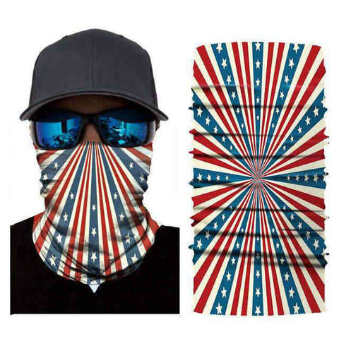 Foulard Moto<br> Custom - Bandana District