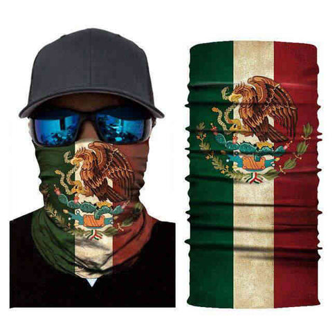 Foulard Moto<br> Mexique - Bandana District