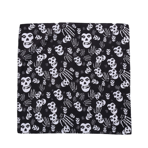 Bandana Tete de Mort<br> Halloween - Bandana District