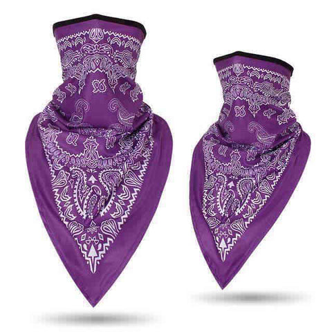 Bandana Moto <br> Violet - Bandana District
