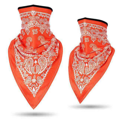 Bandana Moto<br> Orange - Bandana District
