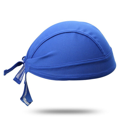 Bandana Sport<br> Bleu - Bandana District