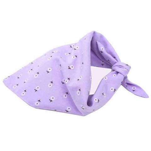 Bandana Chien<br> Violet - Bandana District