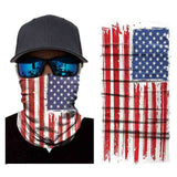 Foulard Moto<br> États-Unis - Bandana District