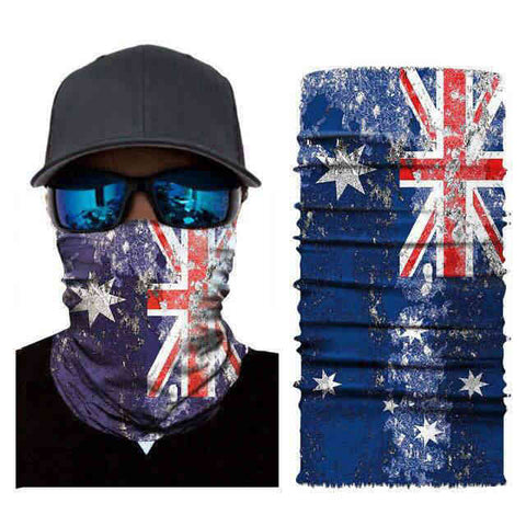 Foulard Moto<br> Australie - Bandana District
