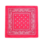Bandana Homme<br> Fushia - Bandana District