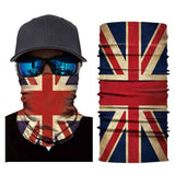Foulard Moto<br> United Kingdom - Bandana District