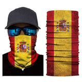 Foulard Moto<br> Espagne - Bandana District