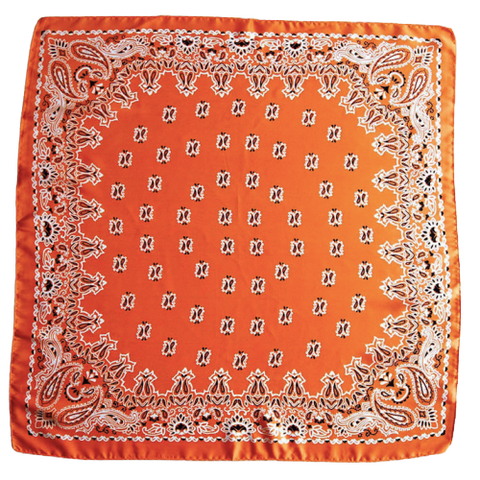 Bandana <br> Mandarine - Bandana District