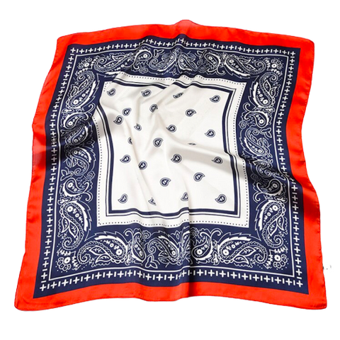Bandana <br> Bleu Blanc Rouge - Bandana District