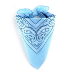Bandana Homme<br> Bleu Clair - Bandana District