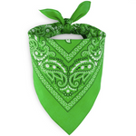 Bandana Homme<br> Vert - Bandana District