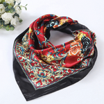 Foulard Bandana<br> Rouge - Bandana District